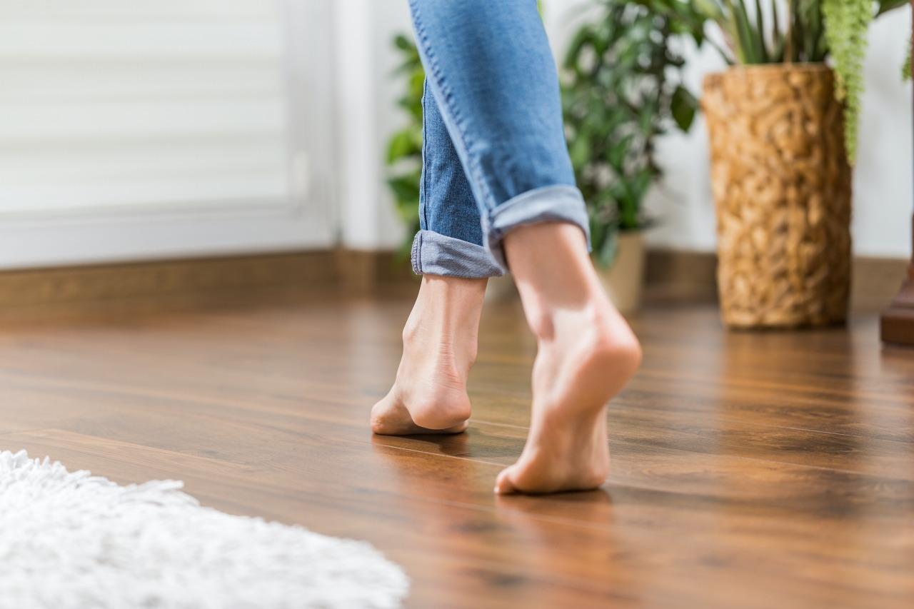 zateplenie podlahy - podlaha