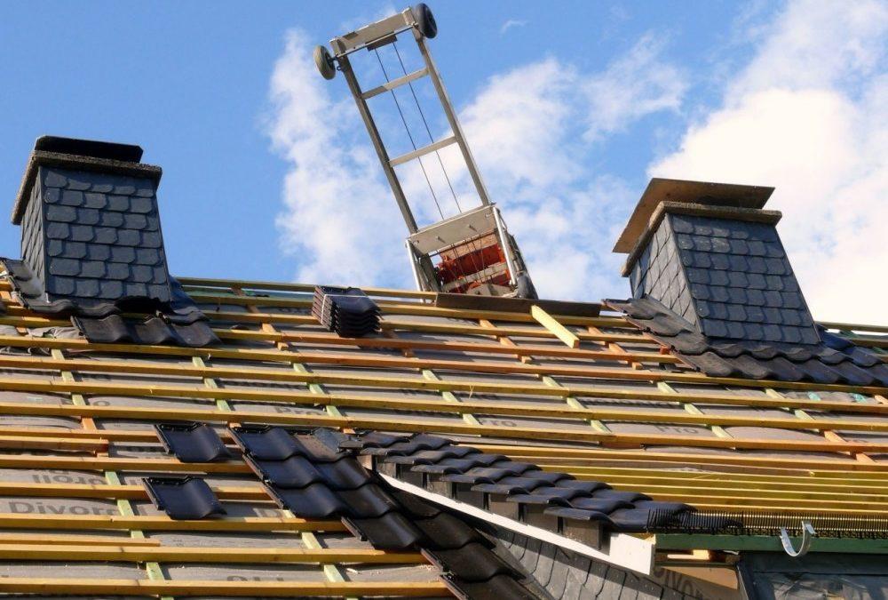 Izolácia strechy: Výmena starej izolácie za novú